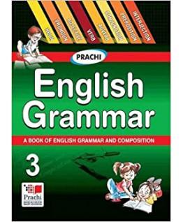 Prachi English Grammar - 3