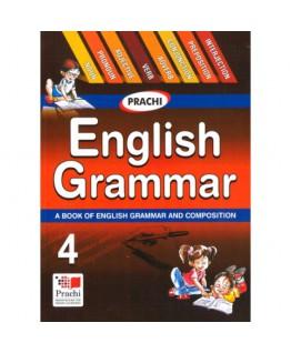 Prachi English Grammar - 4