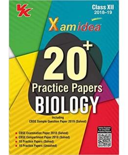 Practice Paper Biology - 12