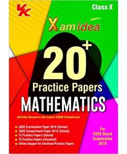 Practice Papers Mathematics - 10