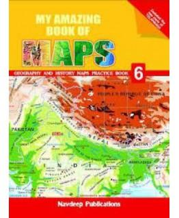My Amazing Book Of Maps - 6